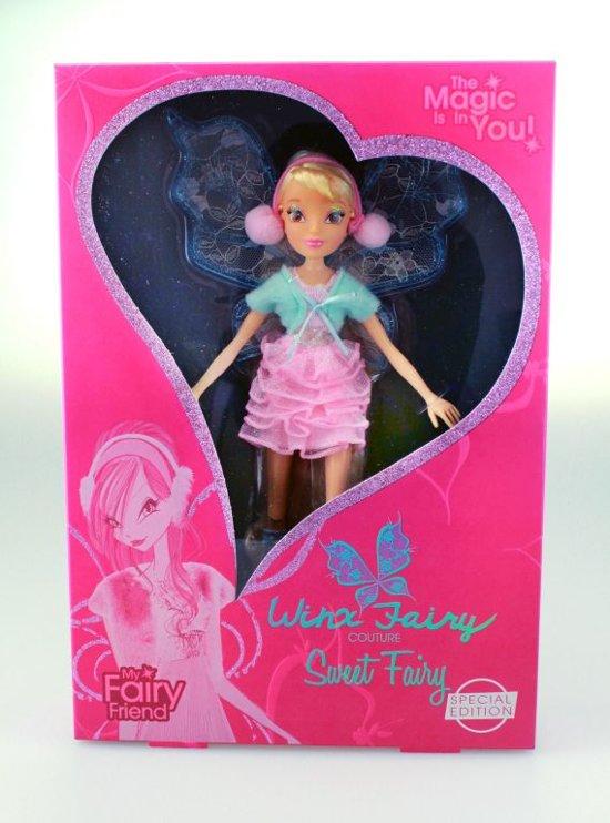 Winx Pop Sweet Fairy Stella 33 cm