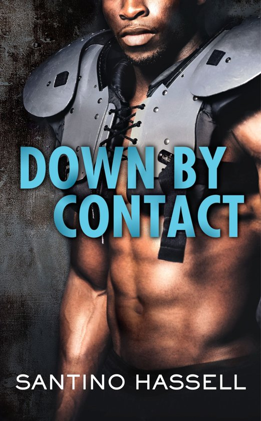 Boek cover Down by Contact van Santino Hassell (Onbekend)