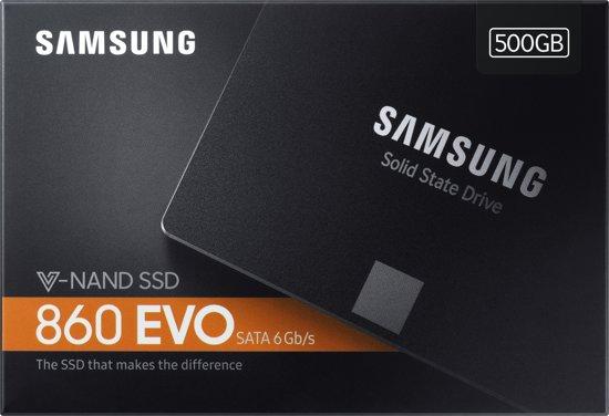 Samsung 860 EVO 500GB SSD