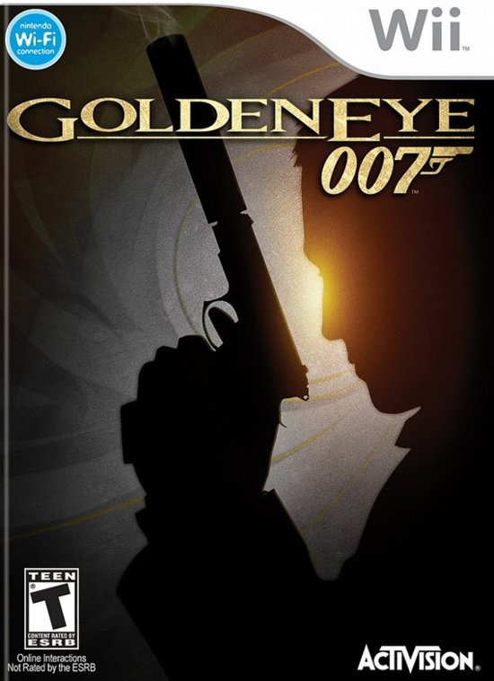 James Bond: GoldenEye 007 - Wii