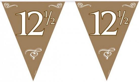 Jubileum vlaggenlijn 12,5 jaar