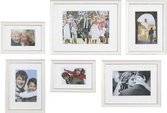 Fotolijst 10 Fotos.Bol Com Henzo Capital Paris Wall Set Fotolijst 10 X 15 Tot 18