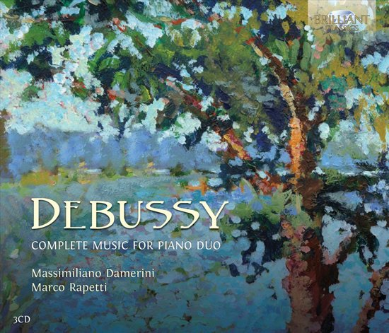Debussy: Complete Music For Piano D