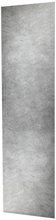 Woonexpress Marmer - Paneelgordijn - Grijs - 60x300 cm - Per stuk