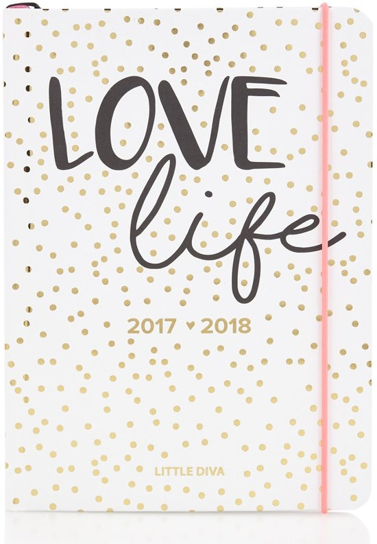 Little Diva schoolagenda 2017 2018