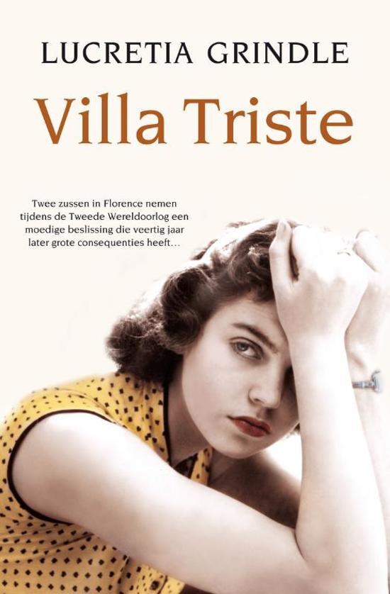 Villa Triste - Voorkant