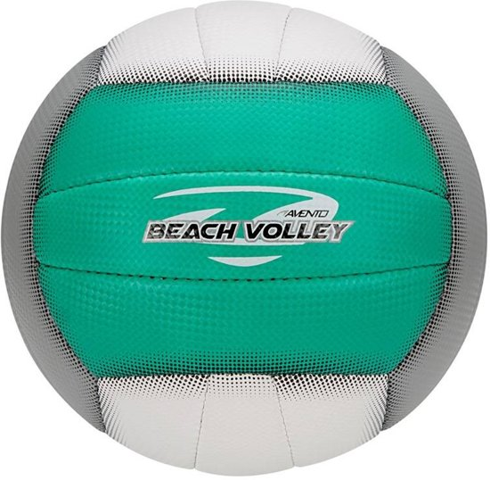 Avento Strand Volleybal - Soft Touch - Jump-floater - Roze/Wit/Grijs - 5