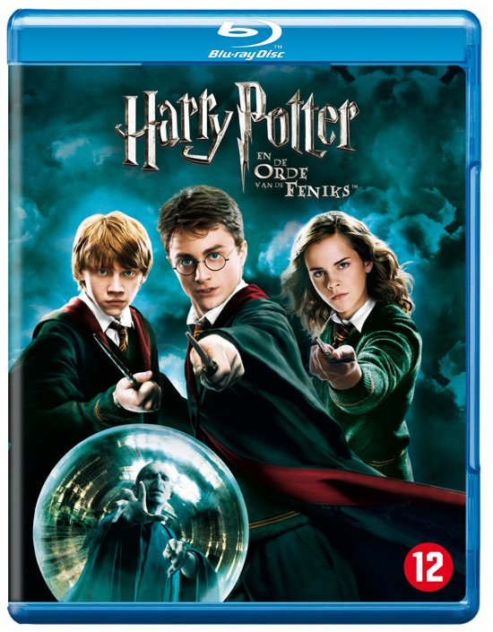 Cover van de film 'Harry Potter En De Orde Van De Feniks'