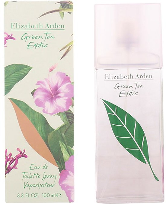 Elizabeth Arden Green Tea Exotic - 100 ml - Eau de toilette