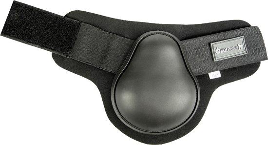 Strijklappen -HKM Premium- achterbenen zwart/zwart Shetty