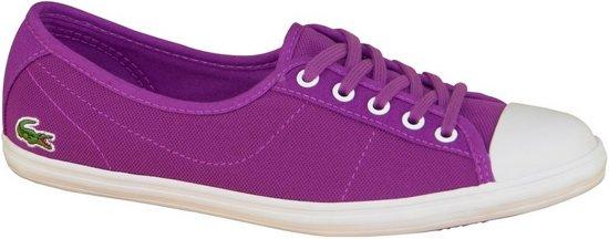 Chaussures Lacoste Violet Pour Les Femmes 9R0xq