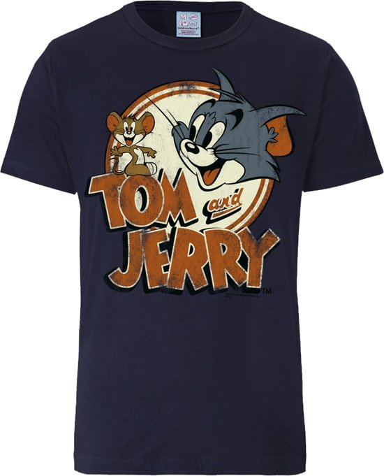 Logoshirt T-Shirt Tom und Jerry