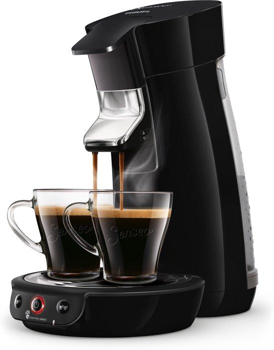Philips Senseo Viva Café HD6563/60 - Koffiepadapparaat - Diep zwart