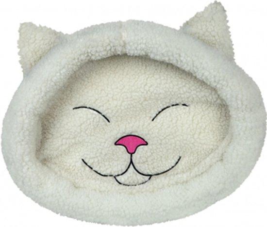 Trixie kattenmand mijou creme 48x37 cm