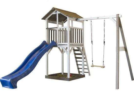 Schommel In Huis : Bol.com sunny beach tower schommel houten speeltoestel met