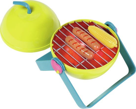 BABY born Play&Fun Deluxe Barbecue 43cm