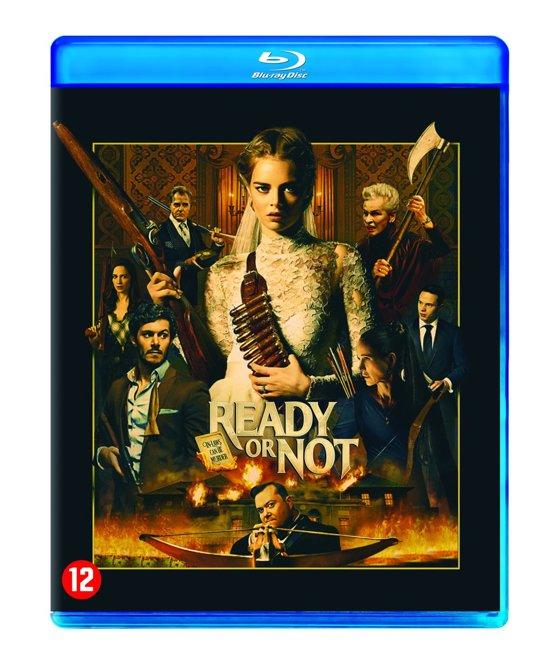 Afbeelding van Ready Or Not (Blu-ray)