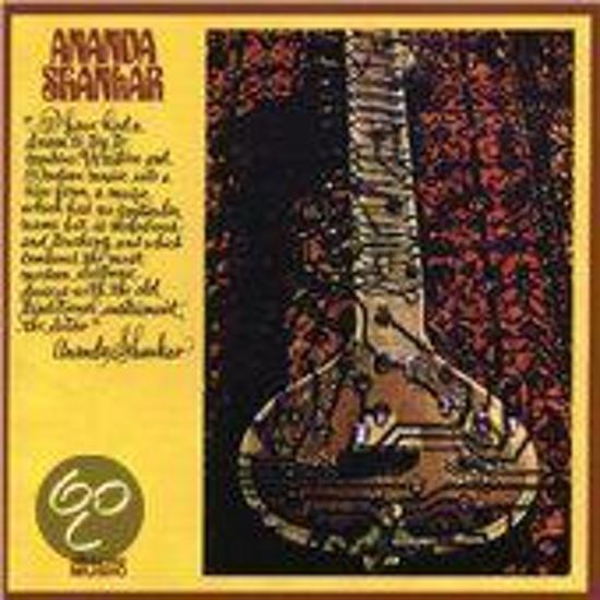 Ananda Shankar-180Gr--