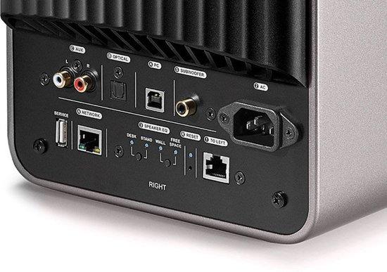 KEF LS50 Wireless Zwart  (per paar)