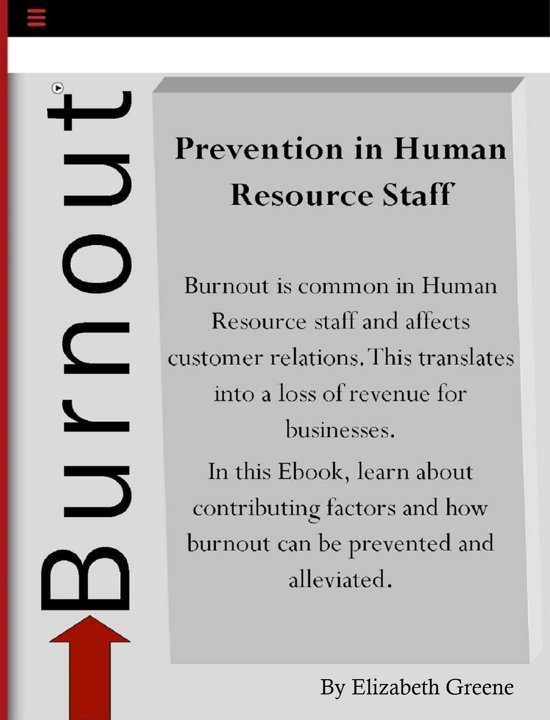 burnout prevention in human services Particularly common in human services professions because prevention and treatment are possible, particularly in the earlier stages, it is important to recognize.
