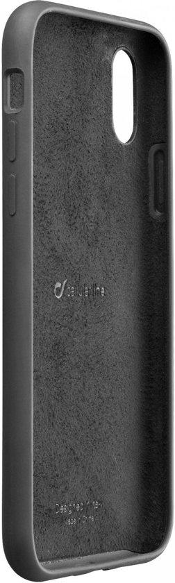 Cellularline iphone hoesje Xr - zwart