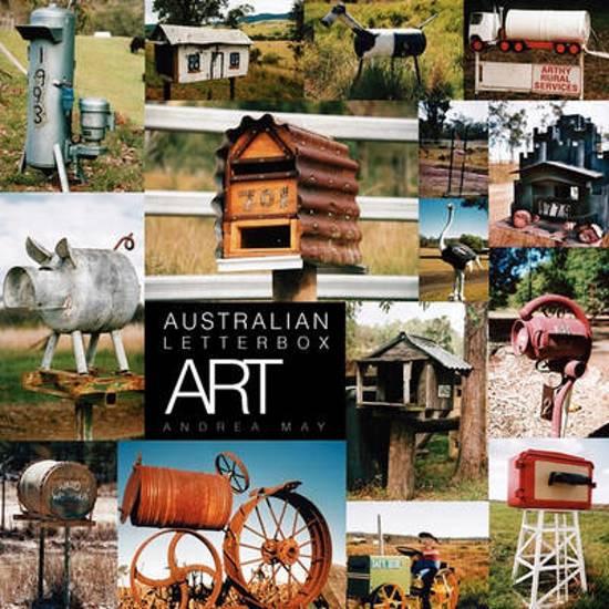 Australian Letterbox Art