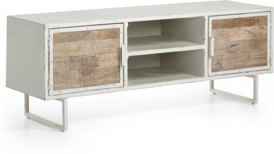 Kast Wit Hout : Bergkast wit inspirerende u ¥ vitrinekast service kast wit hout