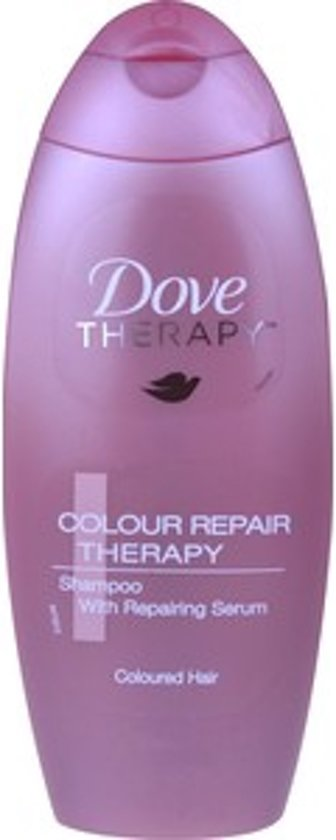 Dove Therapy Color Repair Therapy Coloured Hair Shampoo 3X250ml