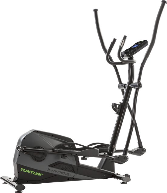Tunturi Star Fit C100 HR i+ Crosstrainer - met bluetooth