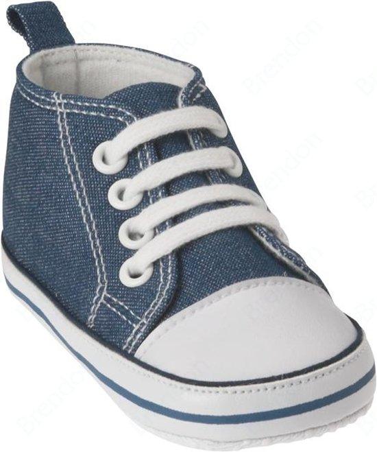Playshoes Baskets Jeansblauw Yri9OPoqt