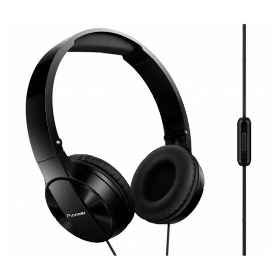 Pioneer SE-MJ503T-K - Over-ear koptelefoon - Zwart