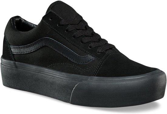 Zwart Maat Vans Skool Old Platform Dames 39 Sneakers 1rYwYqX6