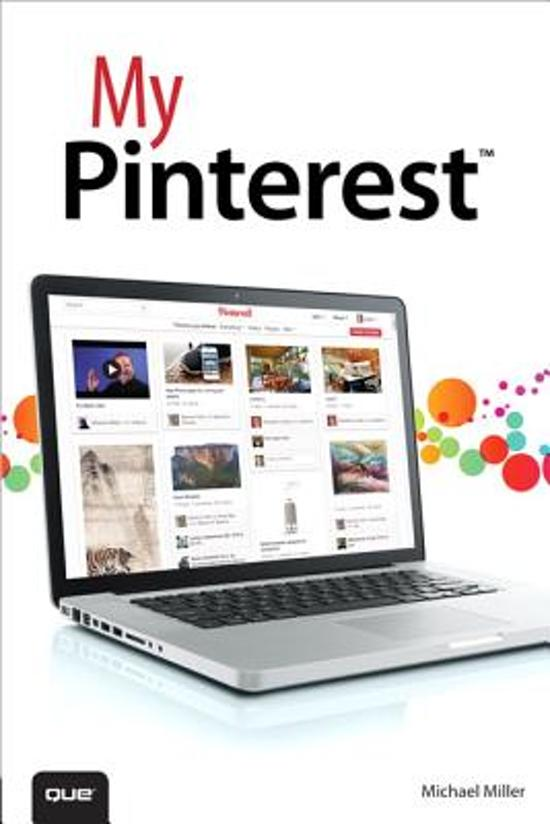 Bol Com My Pinterest Michael Miller 9780789749819 border=