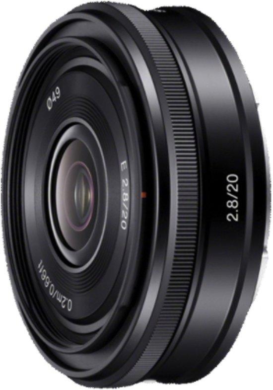Sony E 20mm f/2.8 SEL