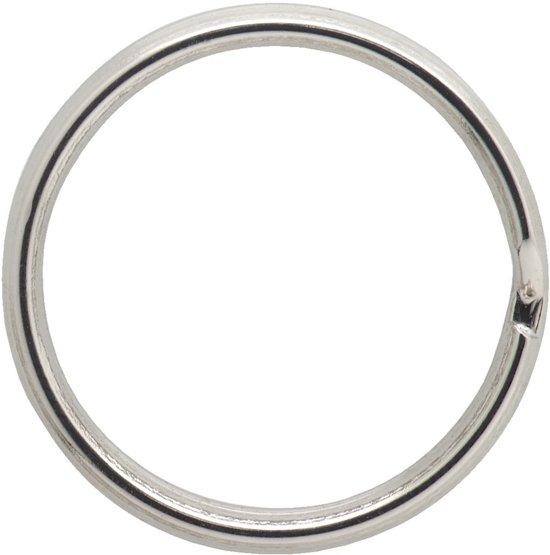 Dulimex 1602-20N Sleutelring diameter 20mm uitwendig vernikkeld 9.11016022
