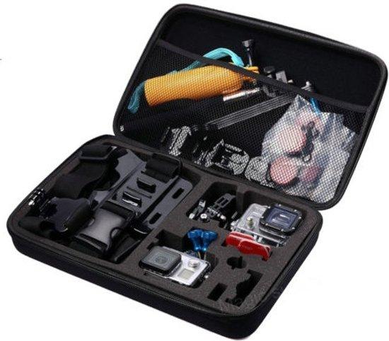Kost (c) Zwarte Opberg Case GoPro Edition Large