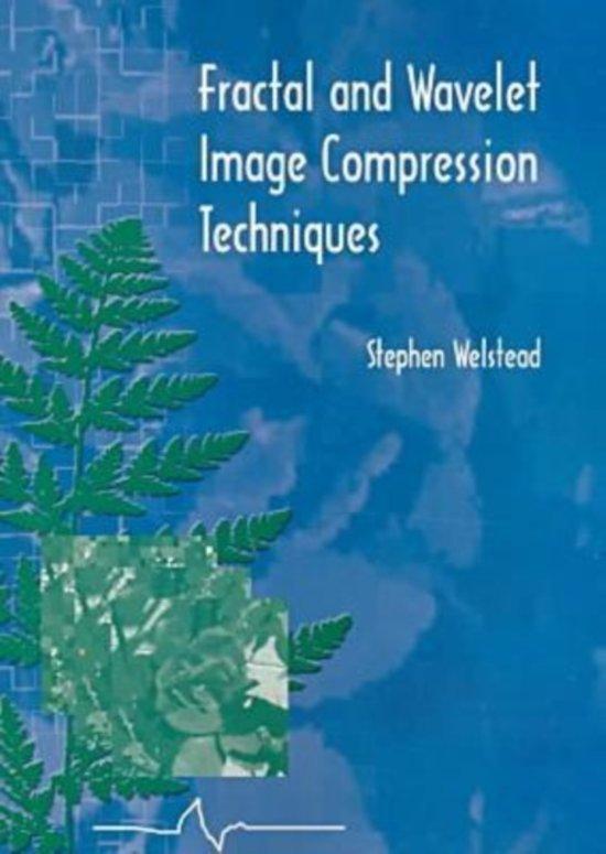 Fractal and Wavelet Image Compression Techniques