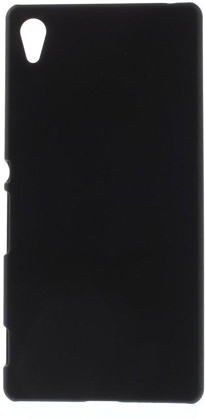 Image of Mesh - Sony Xperia Z3+ Plus Hoesje - Back Case Hard Zwart (8718923056548)