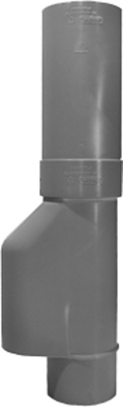 PVC bladscheider 80 mm