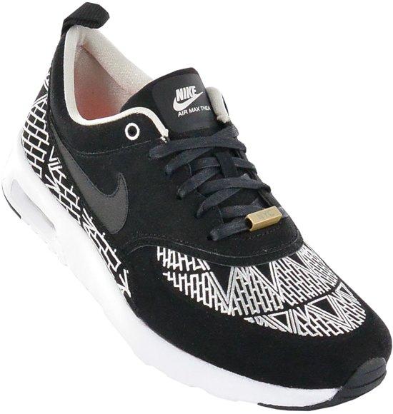 Nike Air Max Thea New York Lotc Pack LIMITED EDITION 847072 001 Dames Sneaker Sportschoenen Schoenen Zwart Maat EU 36 US 5.5
