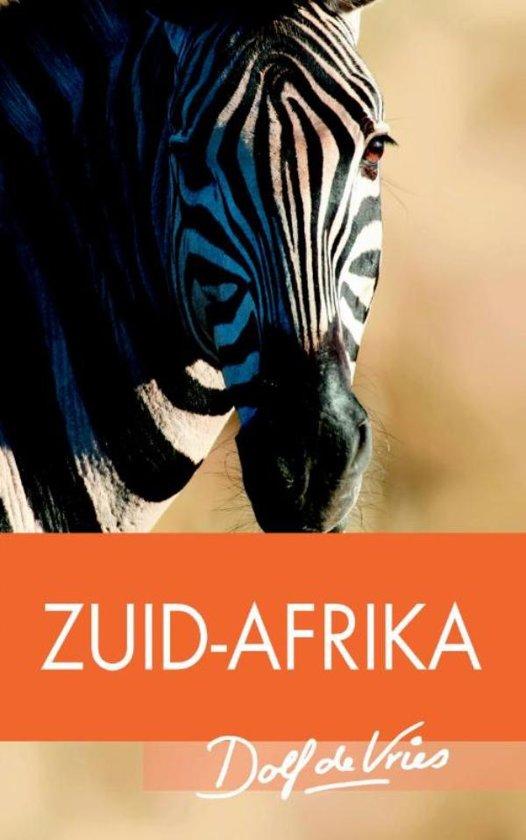 Zuid-Afrika In Een Rugzak