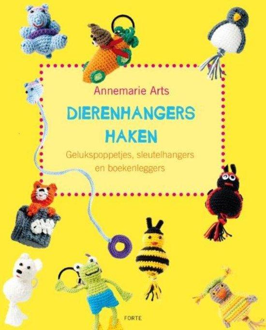 Bolcom Dierenhangers Haken Annemarie Arts 9789058779700 Boeken