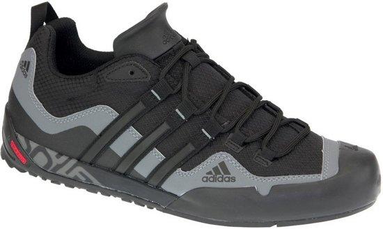 adidas Terrex Swift Solo Wandelschoenen Heren - Core Black/Grey