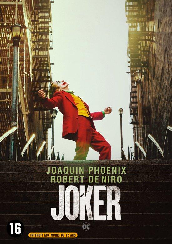 DVD cover van Joker