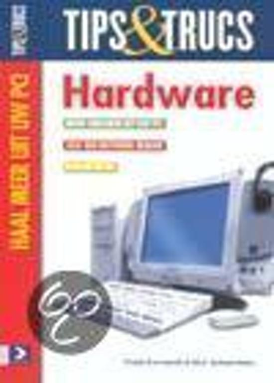 Cover van het boek 'Hardware' van Frank Everaardt en Ulco Schuurmans