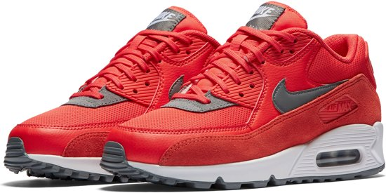 nike air max 90 rood wit zwart