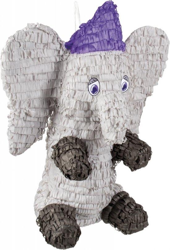Pinata olifant 52 cm - pinata's Valentinaa