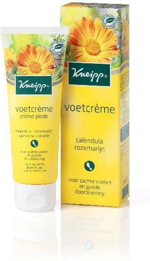 Kneipp Calendula Rozemarijn - 75 ml - Voetcrème