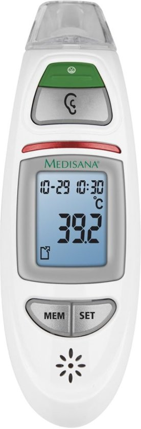 Medisana TM750 - Lichaamsthermometer - Infrarood - Medisana