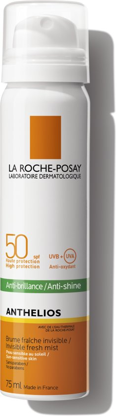La Roche-Posay Anthelios Face Mist SPF 50 UVA/UVB